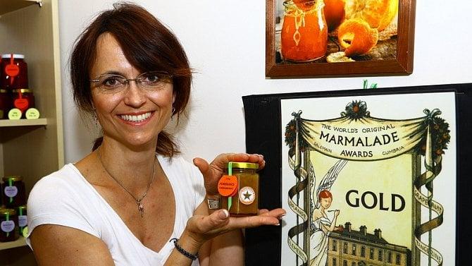 Vaøí marmelády a džemy svìtové kvality. Pøesto jejich prodej nenísnadný