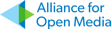 Logo Alliance for Open Media