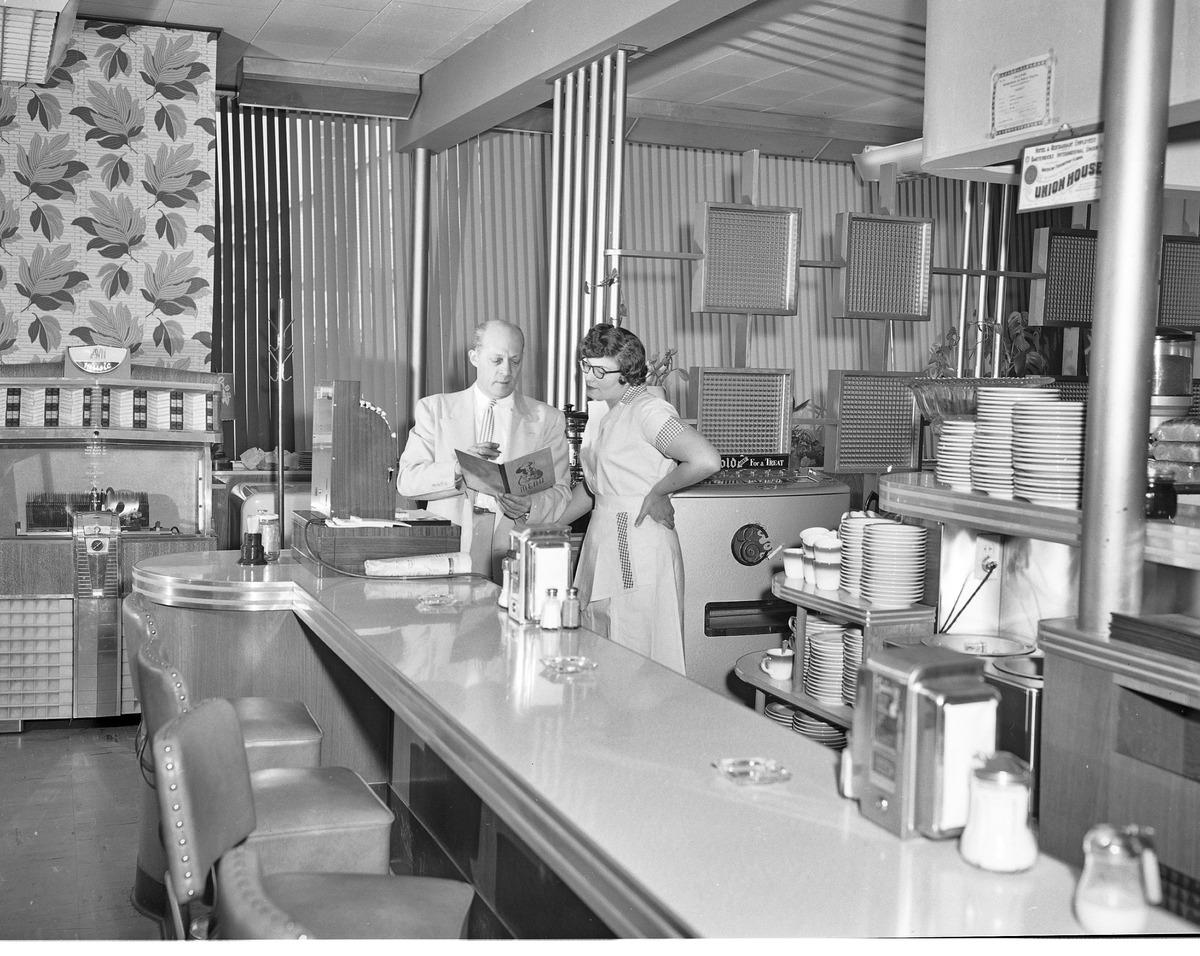 Restaurace v minulosti a dnes