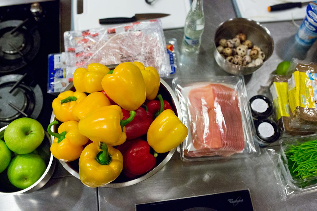 Kuchařský kurz: zkusili jsme fingerfood
