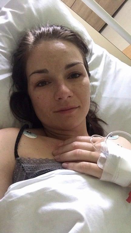 Bára Tlučhořová: Má operace mozkového nádoru