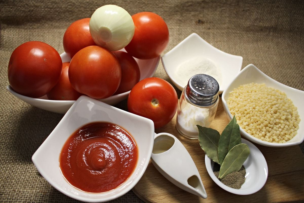 Recept: Rajská polévka