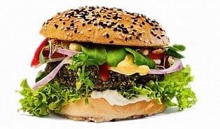 Vitalia.cz: Dělají burger ČeKo BrKo a fast-food bez masa