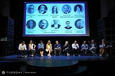 Závěrečná panelovka na In-Comms Foru 2017