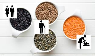 4barvy čočky: Proč není jedno, kterou jíte
