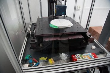 Laserový skener