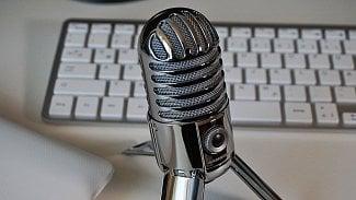 Mikrofon klávesnice