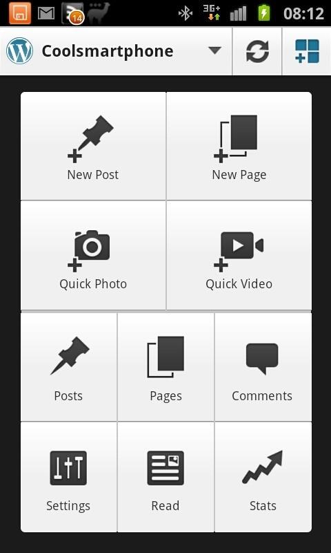 word press app