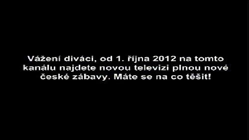 """Chystaná televize slibuje """"novou českou zábavu""""."""
