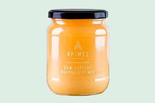 Apimel květový mnohokvětý med v raw kvalitě prodává Košík.cz