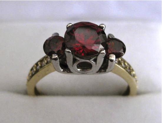 Šperky, které neobsahovaly deklarované drahé kameny
