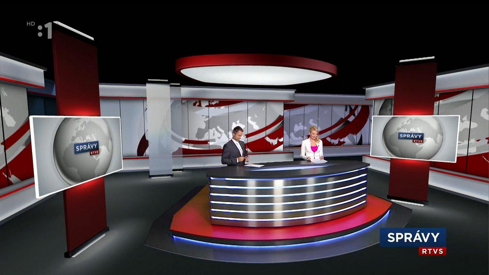 Správy RTVS ve vysokém rozlišení