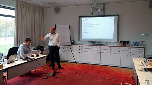 Frans-Willem de Kloet vysvětluje, jakou revoluci znamená spuštění služby Horizon GO pro televizního diváka.