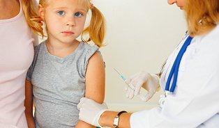 Očkování pro přijetí do mateřských škol vroce 2017