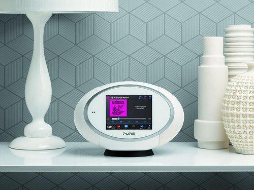 Přijímače Pure Sensia 200D Connect jsou především lifestylovou záležitosti.