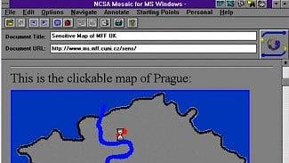 Lupa.cz: Jak kdysi vypadal Internet?