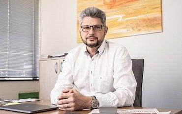 Jiří Voves, předseda představenstva společnosti Onlio