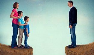 Zůstaňte ipo rozvodu rodiči, vaše dítě bude zdravější