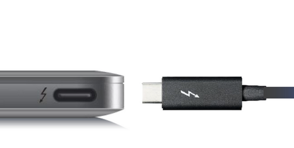 Thunderbolt 3 bude doslova rychlý jako blesk a mimoto kompatibilní s porty USB typu C