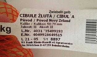 Vitalia.cz: Proč nám prodávají cibuli až zNového Zélandu?