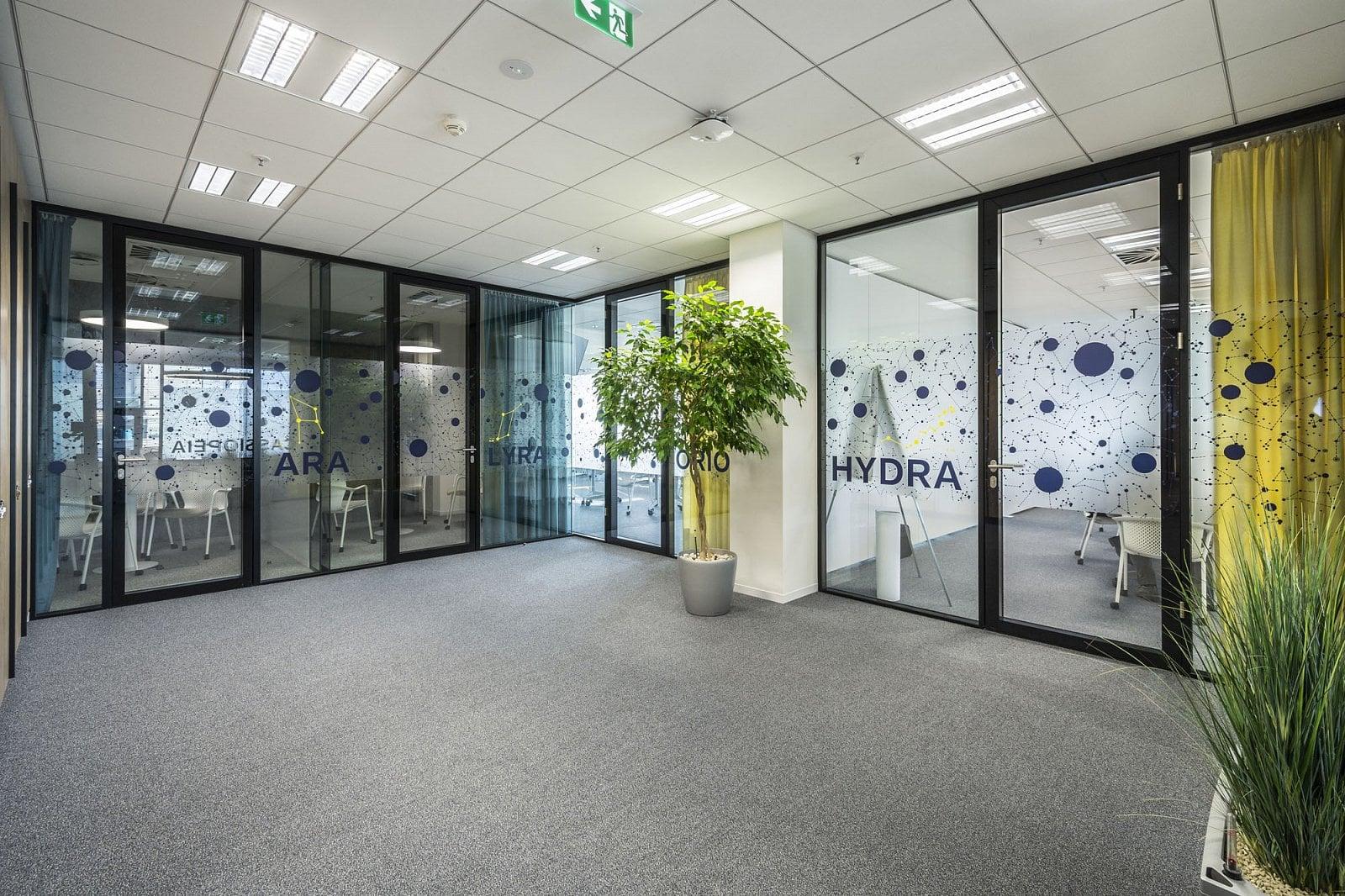 Nové kanceláře SAP Labs v Brně
