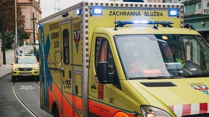 Vitalia.cz: Záchranka není taxík