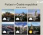 Počasí.cz Seznamu verze 2012