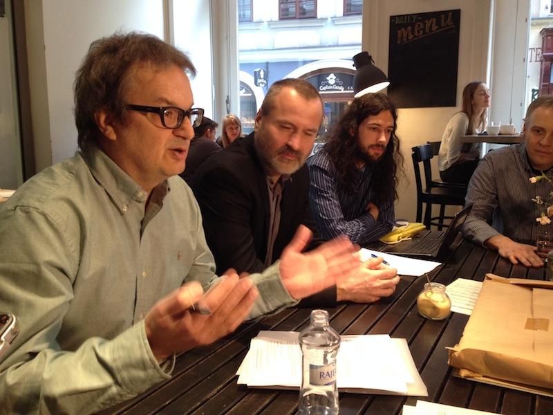 Filip Smoljak se vzdává práv na Cimrmana ve prospěch Nadace Via.