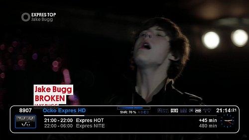Óčko Expres od dnešního dne v pražském DVB-T v HD rozlišení nehledejte.