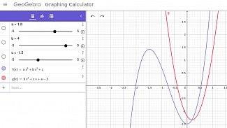 Root.cz: Interaktivní výuka matematiky snástrojem GeoGebra