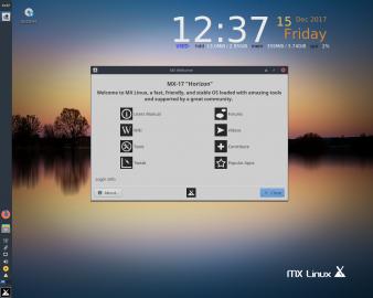 MX Linux 17