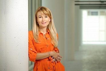 Nová ředitelka PR a interní komunikace Equa bank Kateřina Petko (9.9.2020)