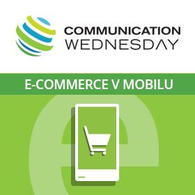 Logo E-commerce v mobilu