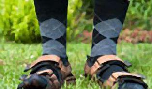 Patří ponožky do sandálů, nebo ne?