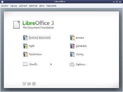 Hledáte bezplatný Office? Zkuste LibreOffice.