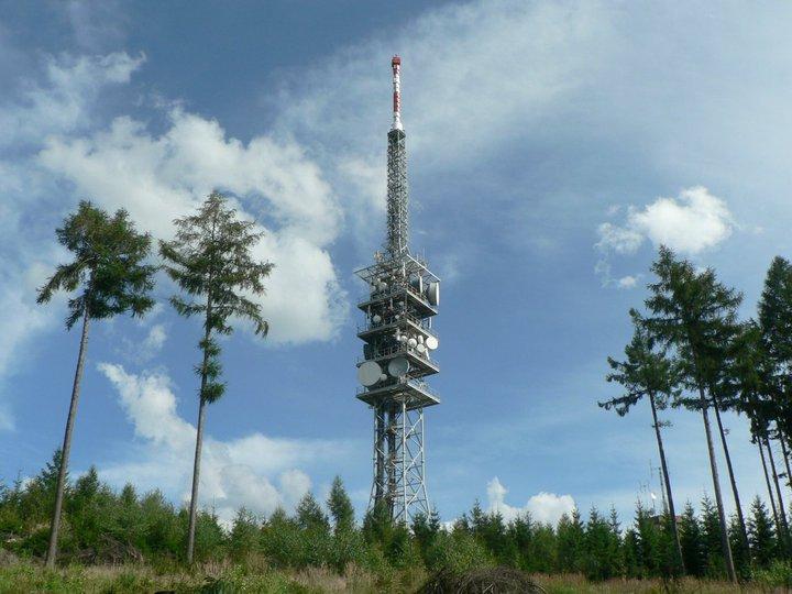 Středočeský vysílač Votice - Mezivrata