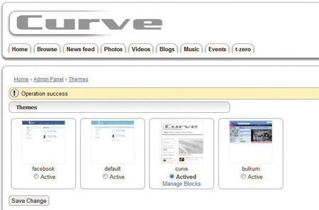 Budování vlastní sociální sítě s Jcow - krok 13.