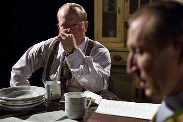 Bohéma: David Novotný jako Jaroslav Marvan.