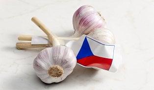 Kupujete český česnek? Je to trik