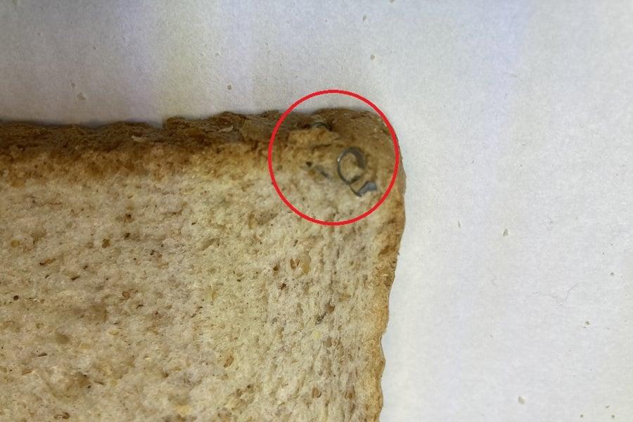 Nebezpečný toastový chleba