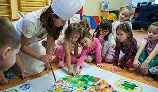 Vitalia.cz: Galerie: Vědí děti, jestli je párek zdravý?