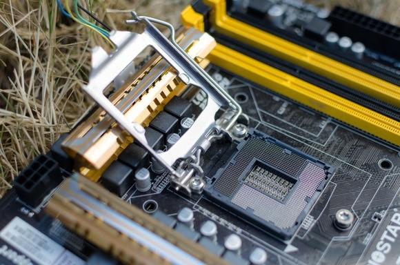 Socket LGA pro procesory od firmy Intel
