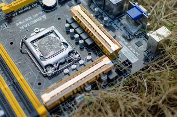 Socket s procesorem Intel