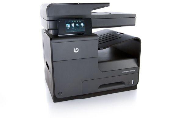 Co je to za tiskárnu? Inkoustová tiskárna pro velké firmy? Přesně tak. Tiskárna HP Officejet Pro X576dw je velmi rychlá a má nízké náklady na inkoust. Barevné laserové tiskárny mají vážnou konkurenci!