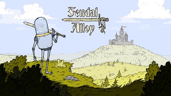[aktualita] Dnes vychází Feudal Alloy, další slibná česká hra z alternativního středověku