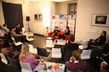 Média jsou sexy. Jsou jako droga. Kdo v nich jednou zkusí pracovat, těžko odchází, popsala účastníkům NetClubu svůj vztah k práci ředitelka největšího českého vydavatelství novin a časopisů.