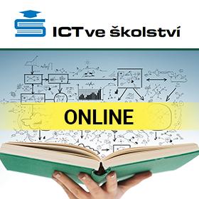 Logo ICT ve školství 2021