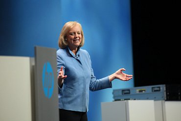 Šéfka Hewlett Packard Enterprise Meg Whitman.