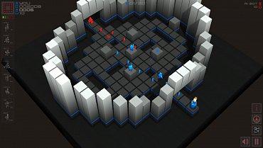 Cubemen - obrázky ze hry