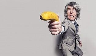 Jste vháji? Dejte si banán! 7potravin, které zvedajínáladu